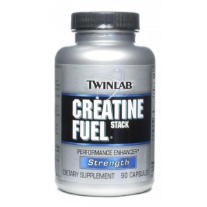 Twinlab Creatine Fuel Stack (90капс)