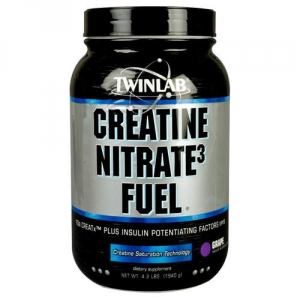 Twinlab Creatine Nitrate3 Fuel (1940г)