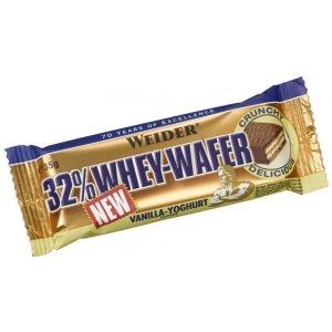 Weider 32% Whey Wafer Bar (35г)