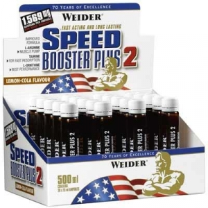 Weider Speed Booster Plus II (20ампул)