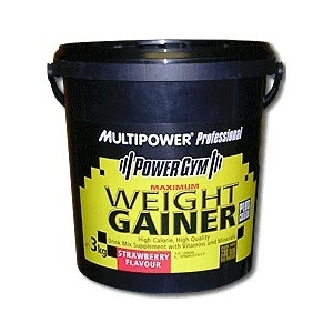 Weight Gainer plus 3кг