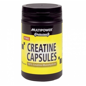 Multipower Creatine Capsules 100
