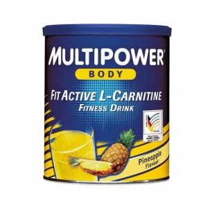 Multipower Fit Active L-Carnitine (банка)