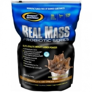 GN Real Mass Probiotic Series 12 lb (Гаспари Реал Масс пакет 12 лб)