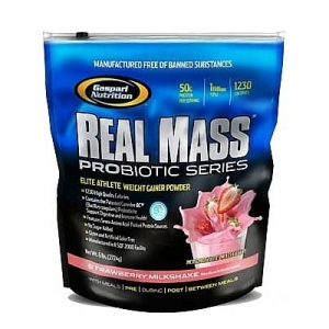GN Real Mass Probiotic Series 6 lb ( 2724 г)