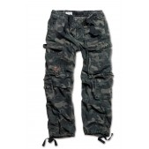 Борюки Surplus AIRBORNE VINTAGE TROUSERS, black camo