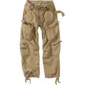 Борюки Surplus AIRBORNE VINTAGE TROUSERS, beige