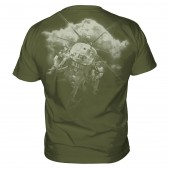 Футболка 5.11 Little Bird T-Shirt, od green