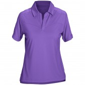 Поло женское 5.11 Trinity Polo - Women's - Short Sleeve, violet
