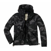 Куртка SURPLUS NEW SAVIOR JACKET, nightcamo