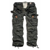 Брюки SURPLUS PREMIUM VINTAGE TROUSERS, nightcamo