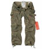 Брюки SURPLUS PREMIUM VINTAGE TROUSERS, woodland