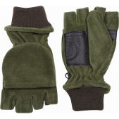 Перчатки Jack Pyke Fleece Shooter MITT, олива