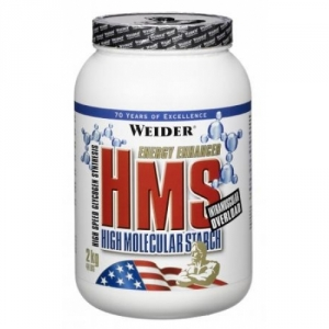 Weider HMS High Molecular Starch (2кг)