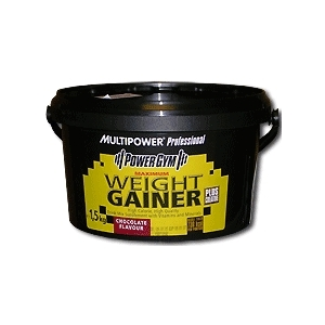 Weight Gainer plus 1,5кг