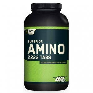Optimum Superior Amino 2222 Tabs (320таб)