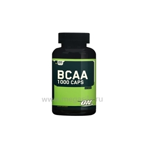 BCAA 1000 (Optimum) 200 кап