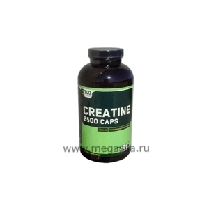 Creatine 2500 (Optimum) 300 капс