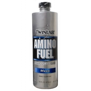 Twinlab Amino Fuel Liquid 16oz (474мл)