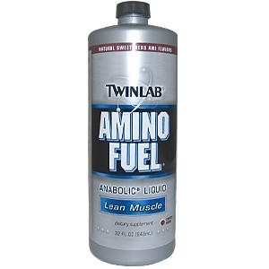 Twinlab Amino Fuel Liquid 32oz fruit (948мл)